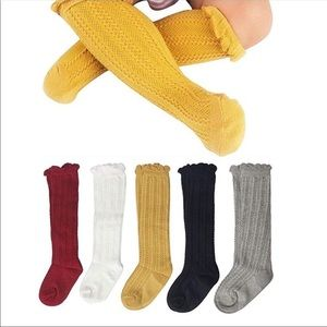 Other - NEW  5 pairs 🎀Baby Toddler Fashion Socks🎀
